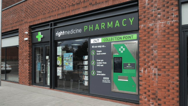 Right Medicine Pharmacy Stores
