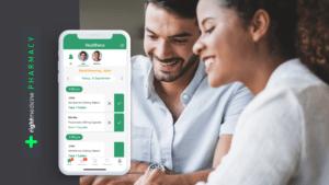 Right Medicine Pharmacy Healthera app - Healthera